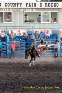 Ranch Event/Ranch Bronc Riding 2019